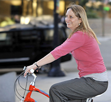 Rideshare 2013 Commuter Spotlight